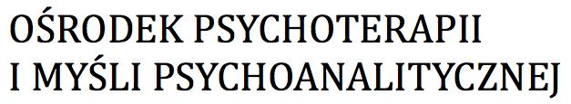 Ośrodek Psychoterapii i Myśli Psychoanalitycznej